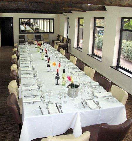 Fayreways room Essex venue