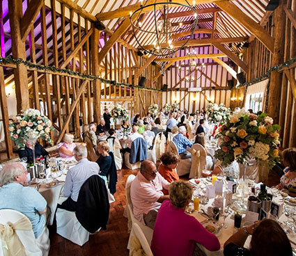 Wedding Anniversary Celebrations Ideas Essex Crondon Park