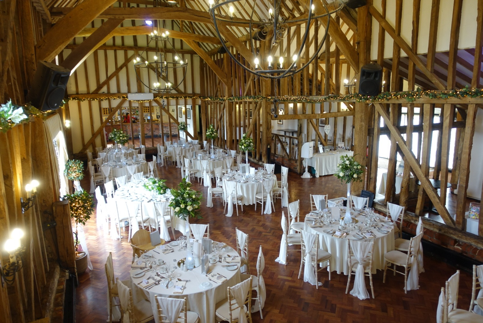 Golf club course in essex top wedding venue crondon park for Top wedding venues in the us