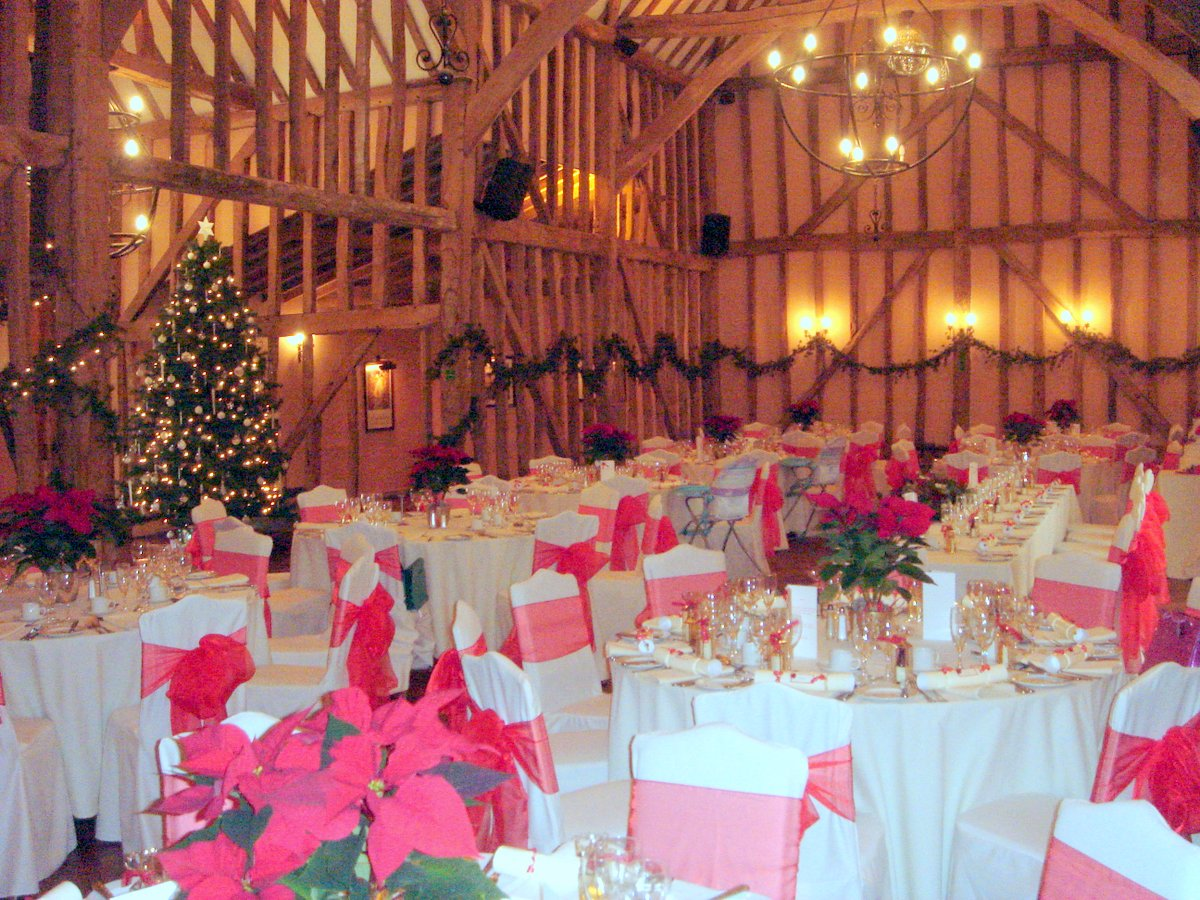 Christmas Party Venue In Essex – Add some sparkle to your festive season