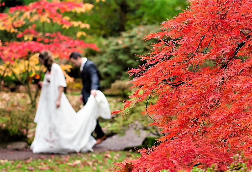Dressing For An Autumn Wedding
