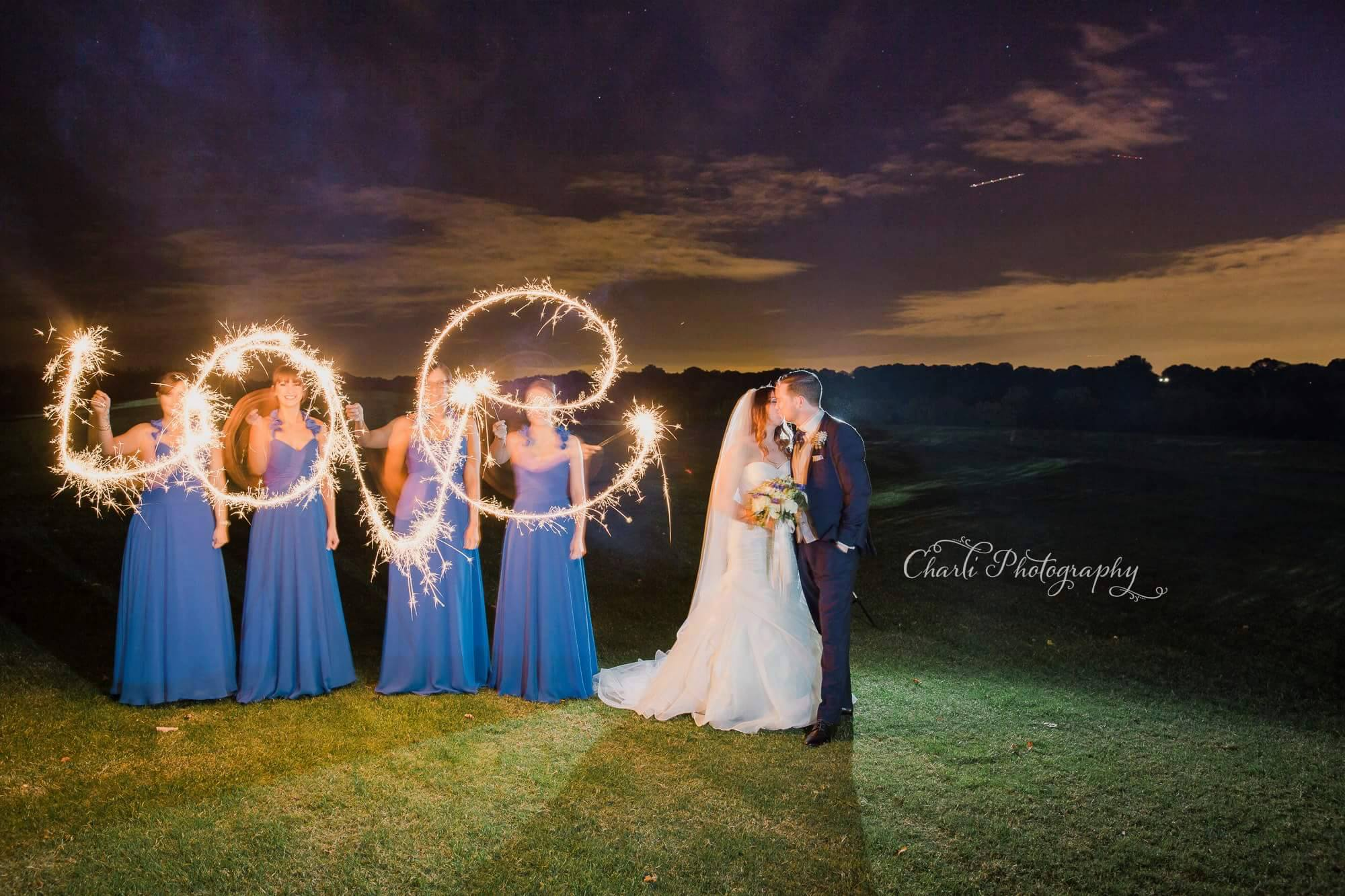 End Your Wedding Night With A Firework Spectacular!