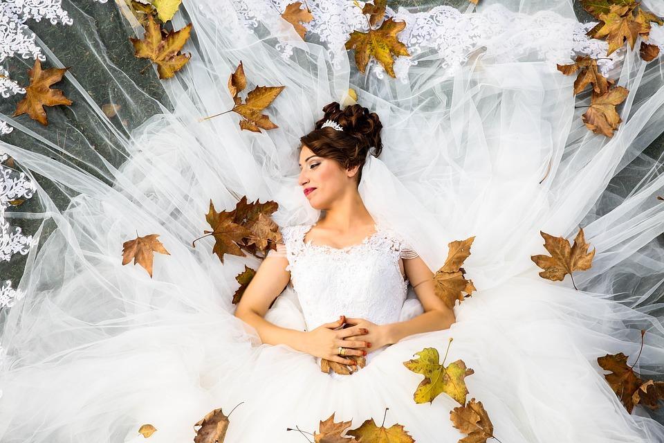 autumn bride
