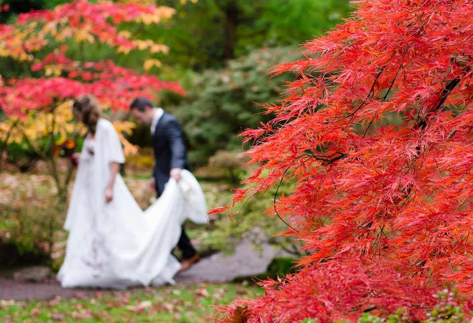 Rustic Autumn Wedding Ideas