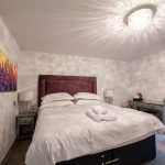 Crondon Park Lavender Bedroom Accommodation Essex