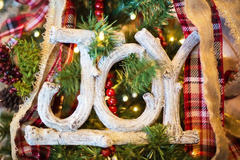 Christmas tree joy