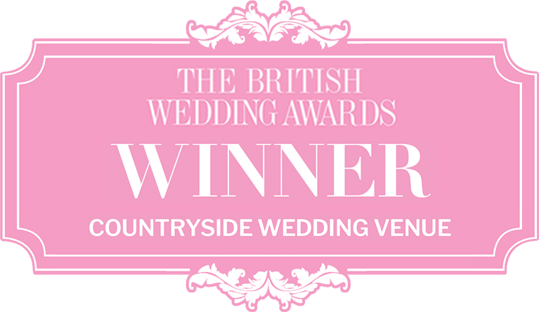 Crondon Park Best Countryside Wedding Award