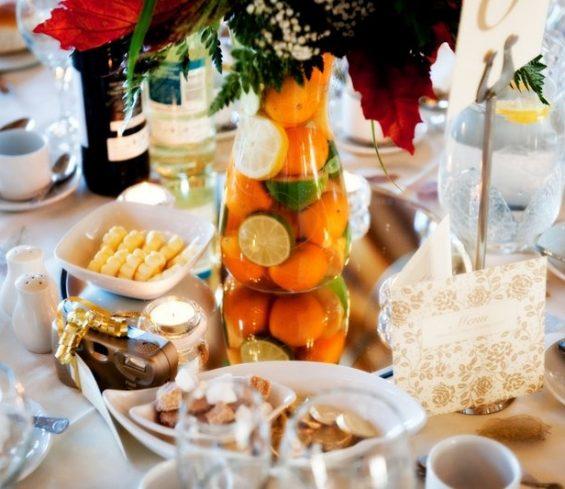 Crondon Park Food on the Table