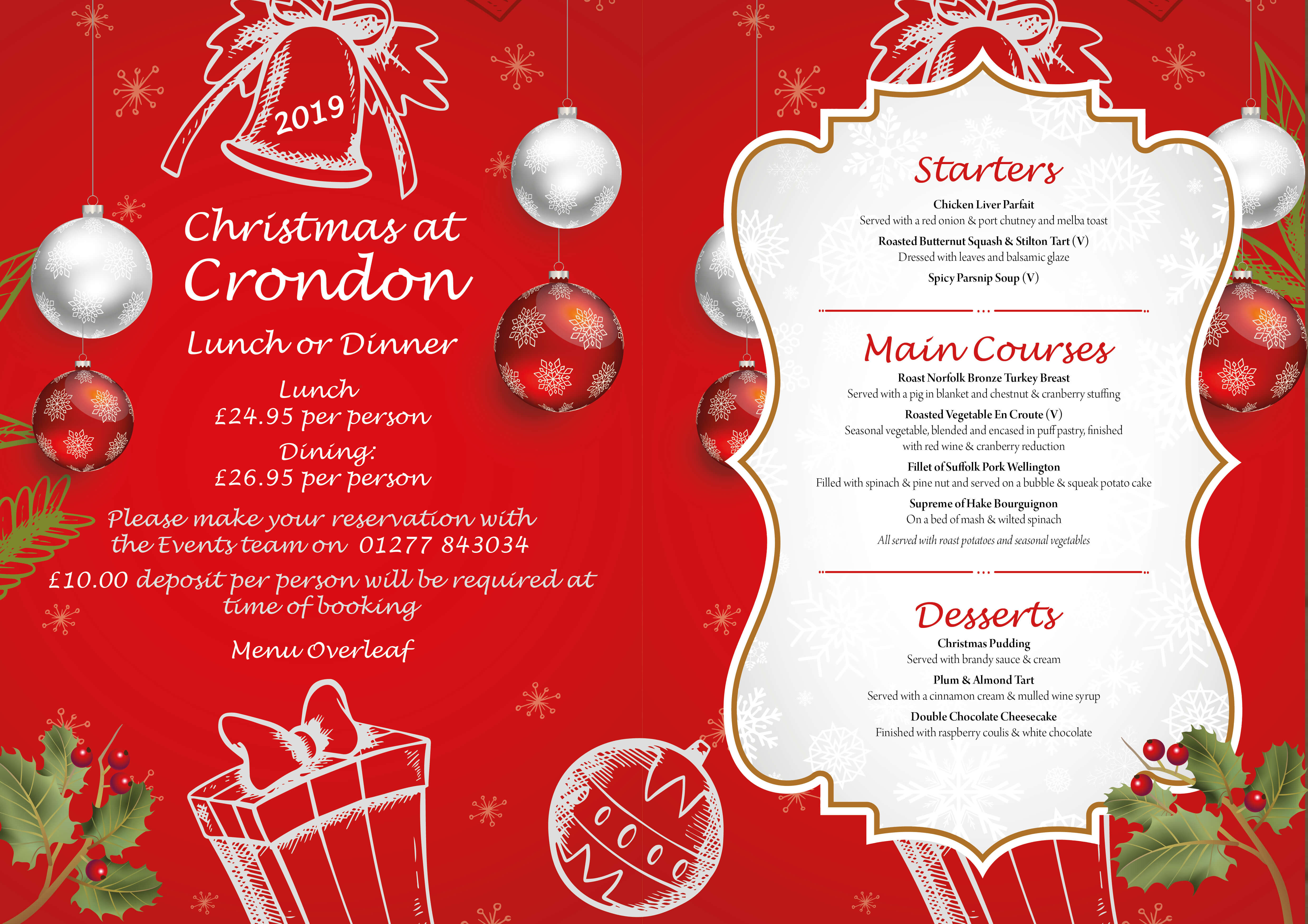 Crondon-park-christmas-Menu-2019