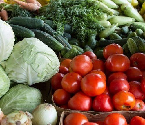 Crondon Park Vegetables