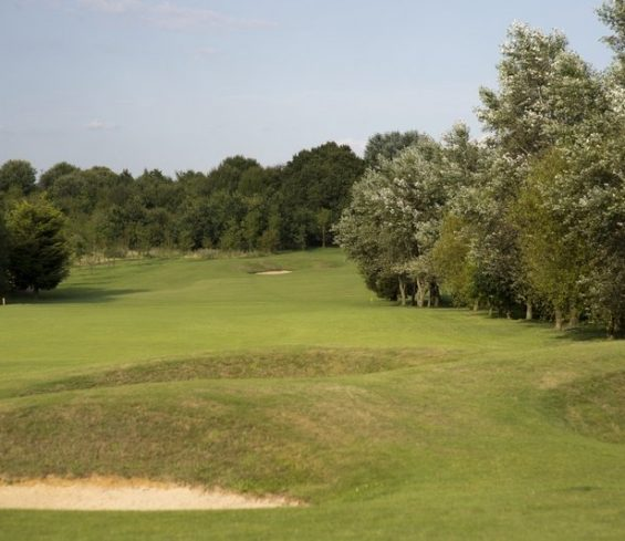 Overview of Bunkers at Crondon Park