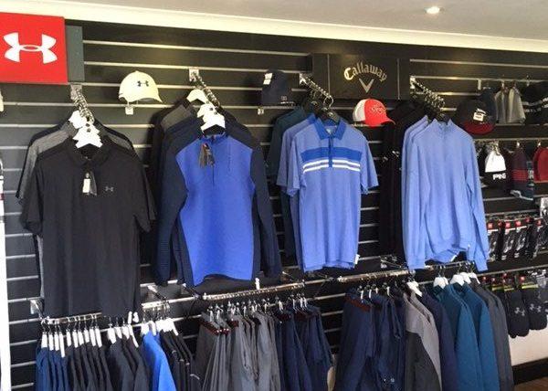Crondon Park Golf Wear