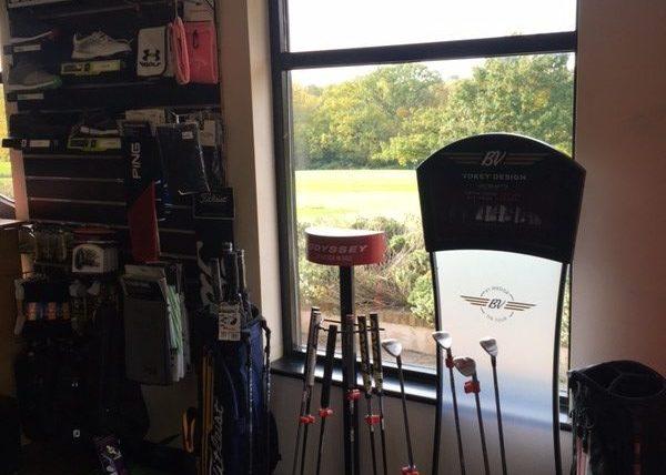 Crondon Park Golf Shop