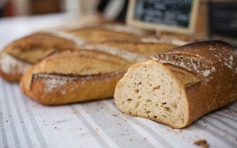 Fresh Bread from Crondon Park