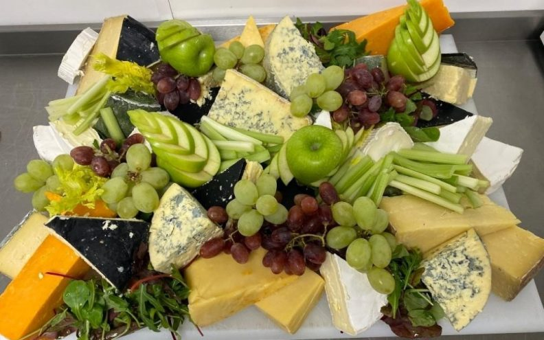 Antipasti with Crondon Park Wedding Venue