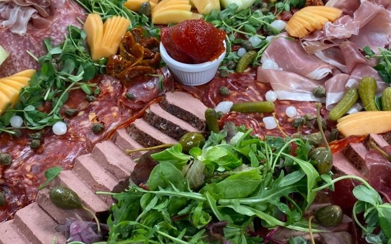 Antipasti from Crondon Park