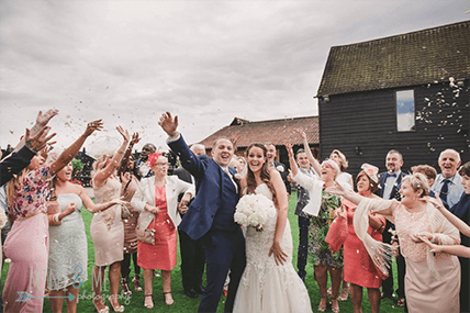 How to Make Your Wedding Celebrations Last All Weekend