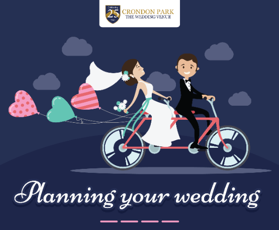 Planning your wedding: an infographic