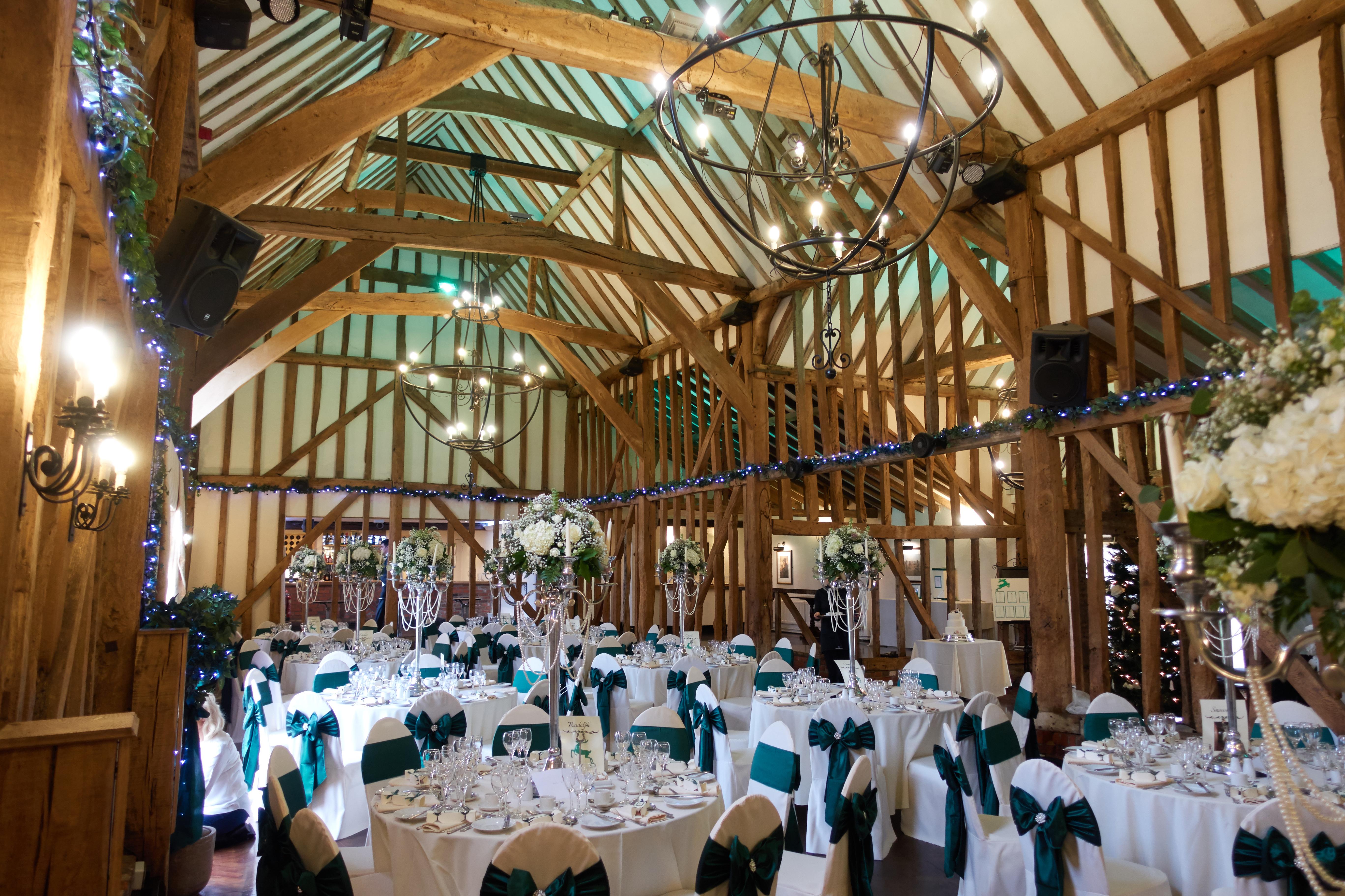 Why Are Barn Weddings So Popular?