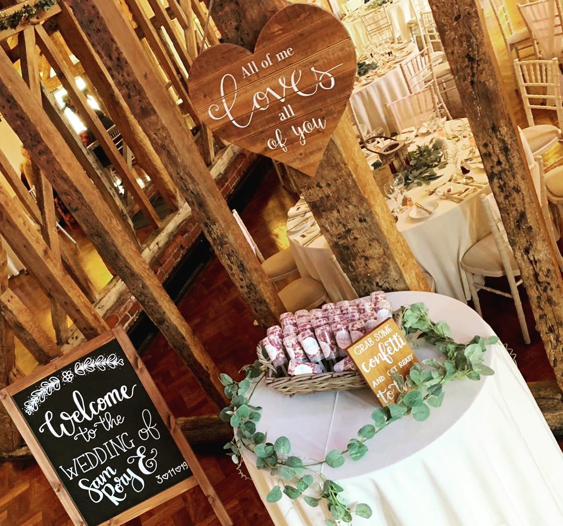 Five Ways To Be More Eco-Friendly At Your Barn Wedding